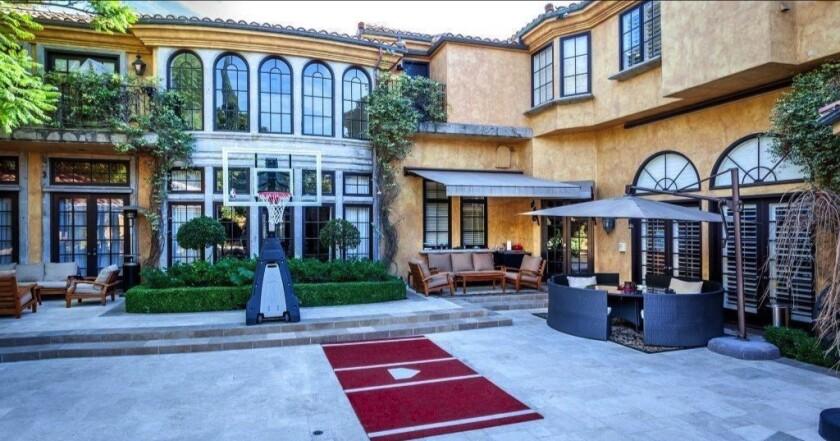 Charlie Sheen's Mediterranean-style mansion | Hot Property