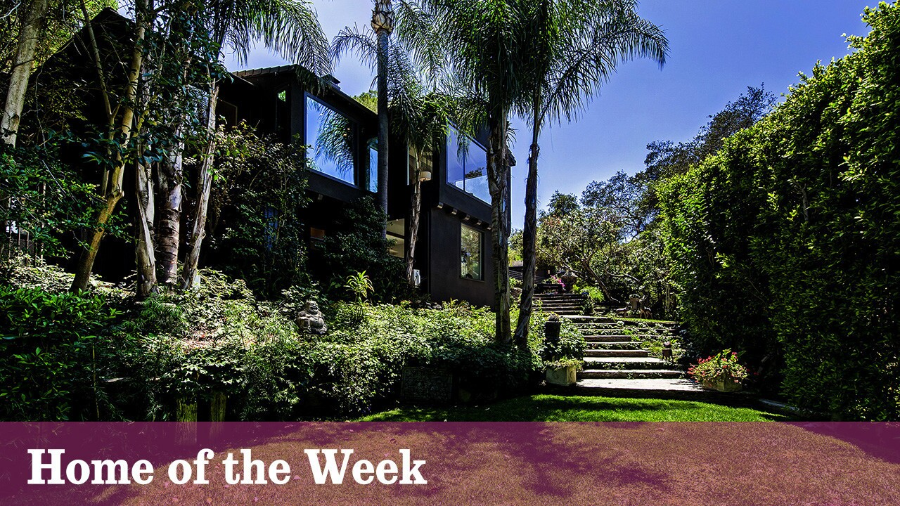 Home of the Week | Modern living in the foothills of Studio City