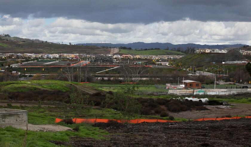 Development in Harmony Grove area
