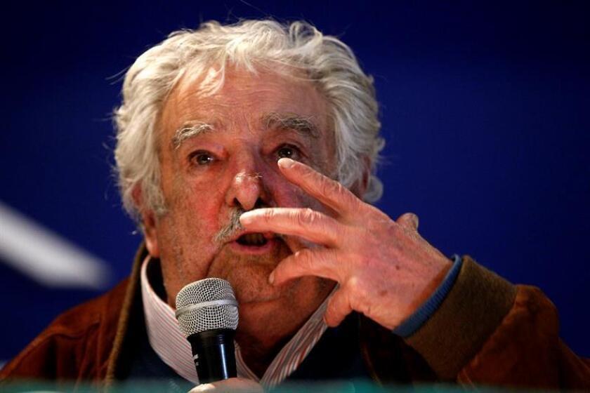 El expresidente uruguayo, José Mujica, se pronunció en contra del proceso de la ahora ex mandataria brasileña.