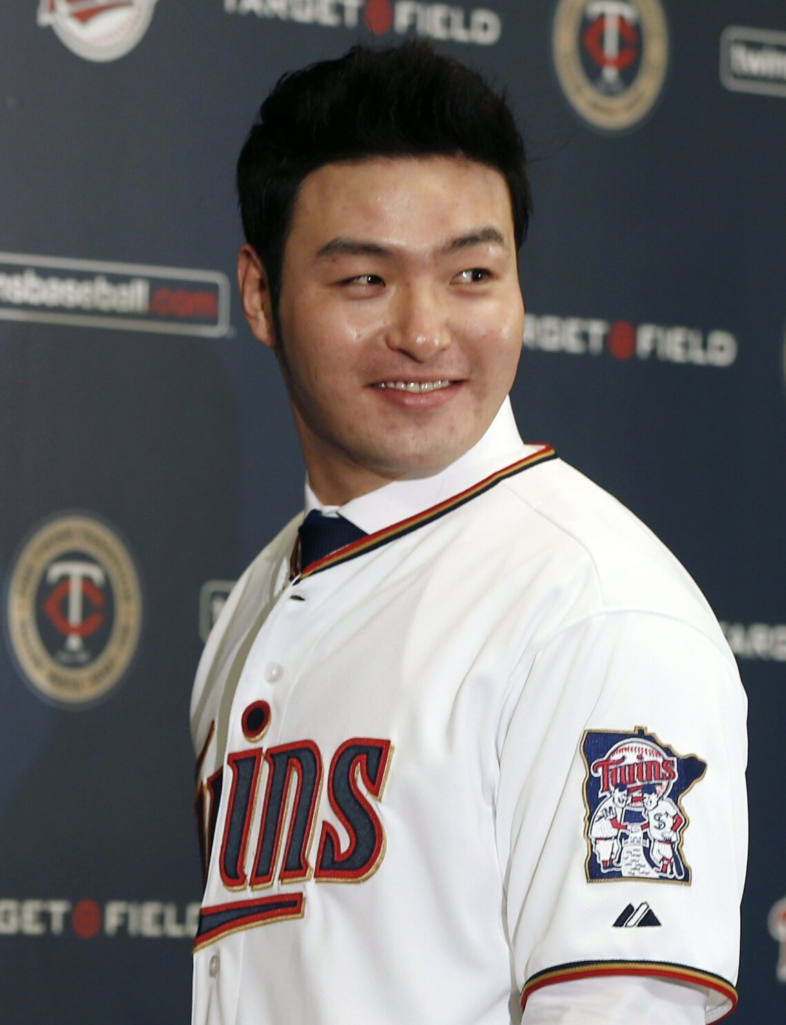 competitive price 14a3f bfb0e New Twins DH Byung Ho Park: 'Baseball is baseball' - The San ...