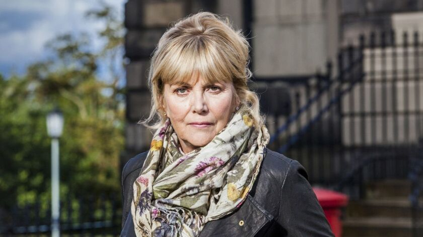 """Kate Atkinson. Author of the book """"A God in Ruins"""" by Kate Atkinson. Published by Little, Brown and"""