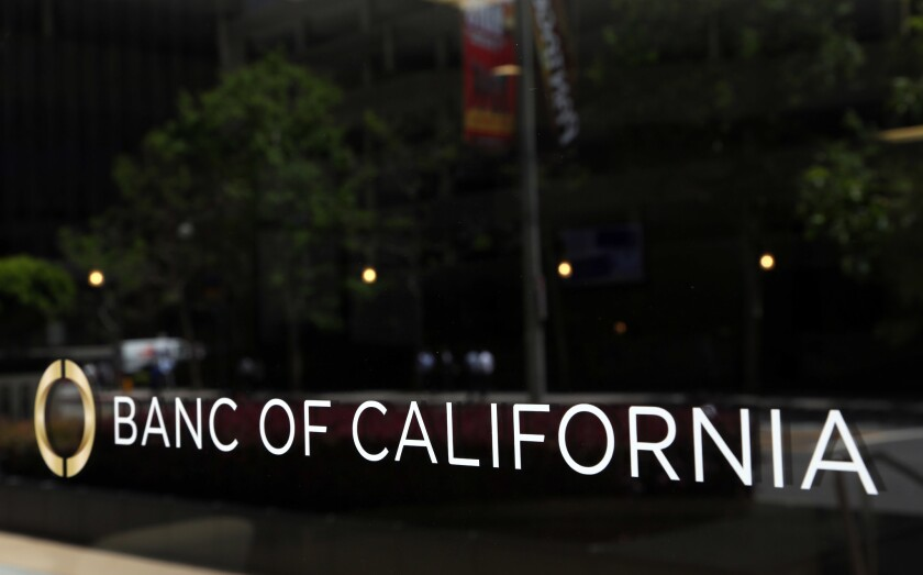 Banc of California branch