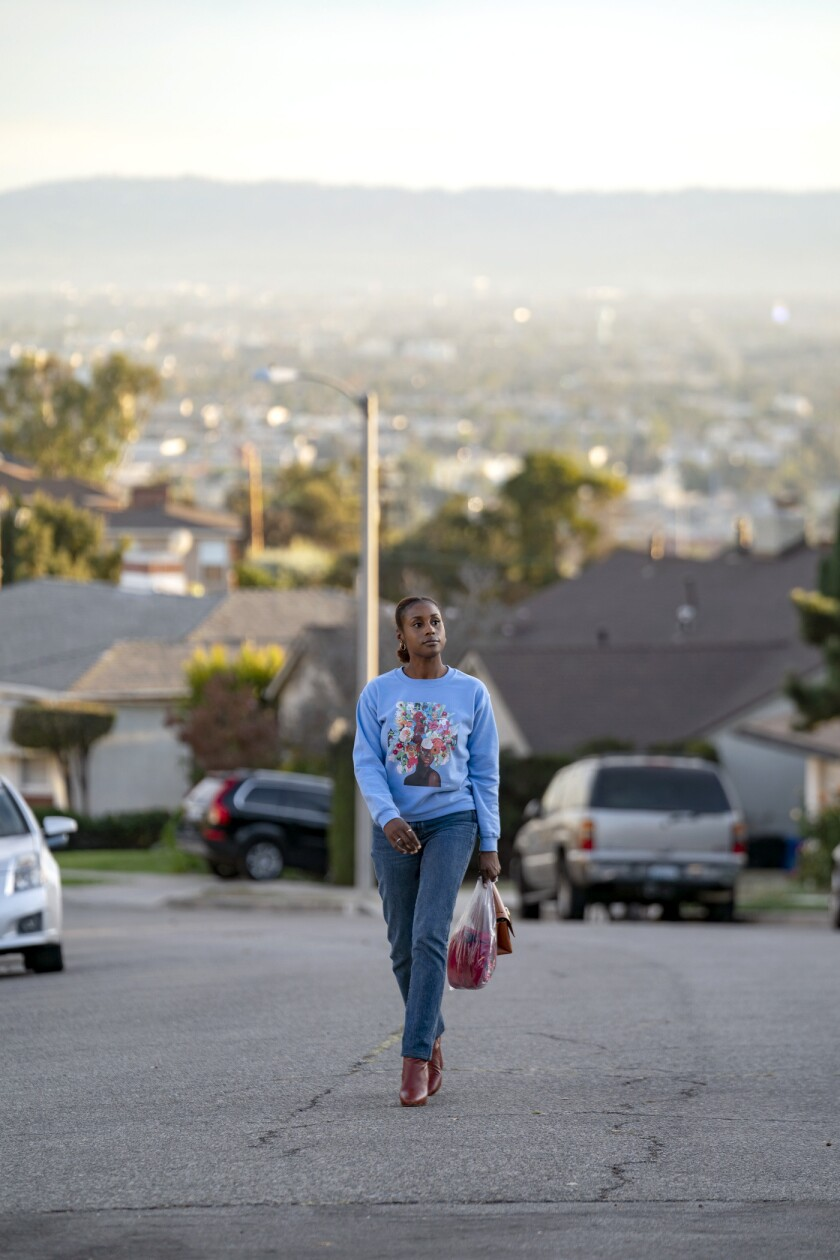 """Issa Rae as Issa Dee in HBO's """"Insecure."""""""