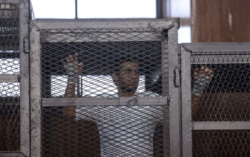 Egyptian trial