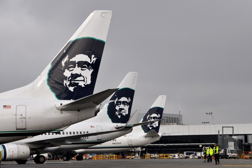 Alaska Airlines launched a flash sale on airfares good for Friday only.