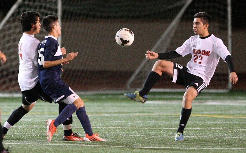 Burroughs boys' soccer earns third-place finish in own tourney