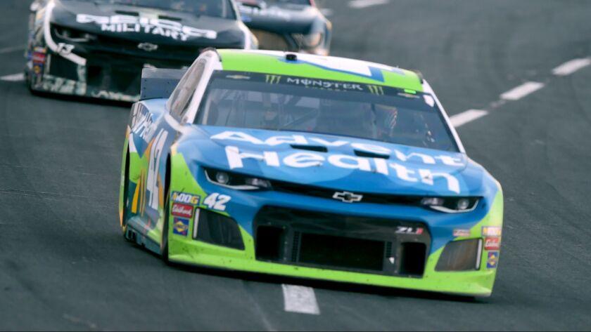 Monster Energy NASCAR Cup Series Open Race