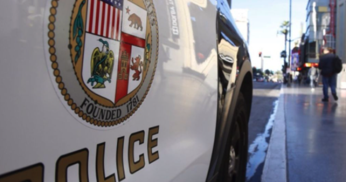 LAPD officer arrested on child pornography charges - Los Angeles Times
