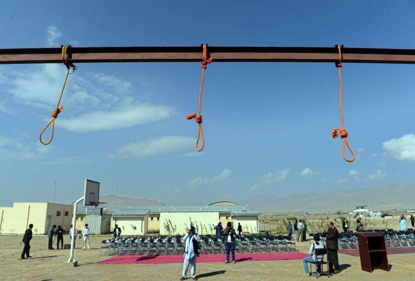 Afghanistan gang rape executions