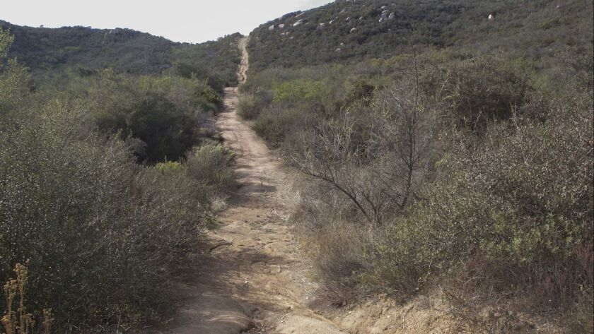 San Diego County approved a 2,135-unit housing project on this rural site north of Escondido.