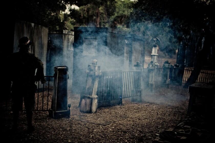 The Haunted Trail at Balboa Park. (Courtesy photo)