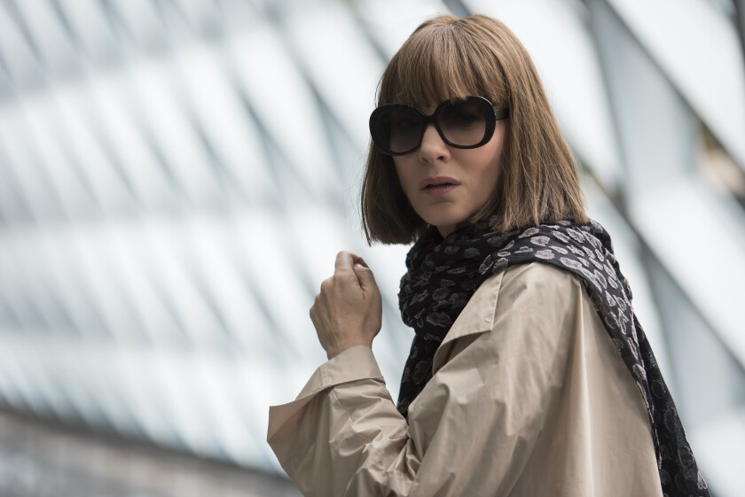"Cate Blanchett stars in Richard Linklater's ""Where'd You Go, Bernadette."""