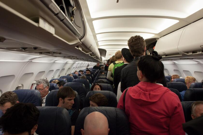 Let me predict that if Wi-Fi calls were permitted on airplanes, the air rage incidents would increase 10,000 percent.