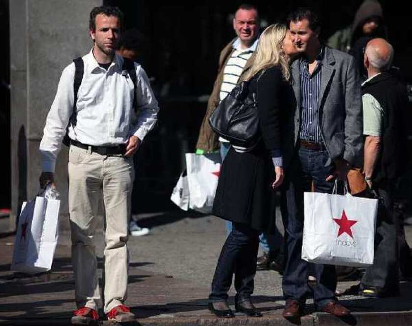 Consumer spending and confidence both fall to lowest levels of the year