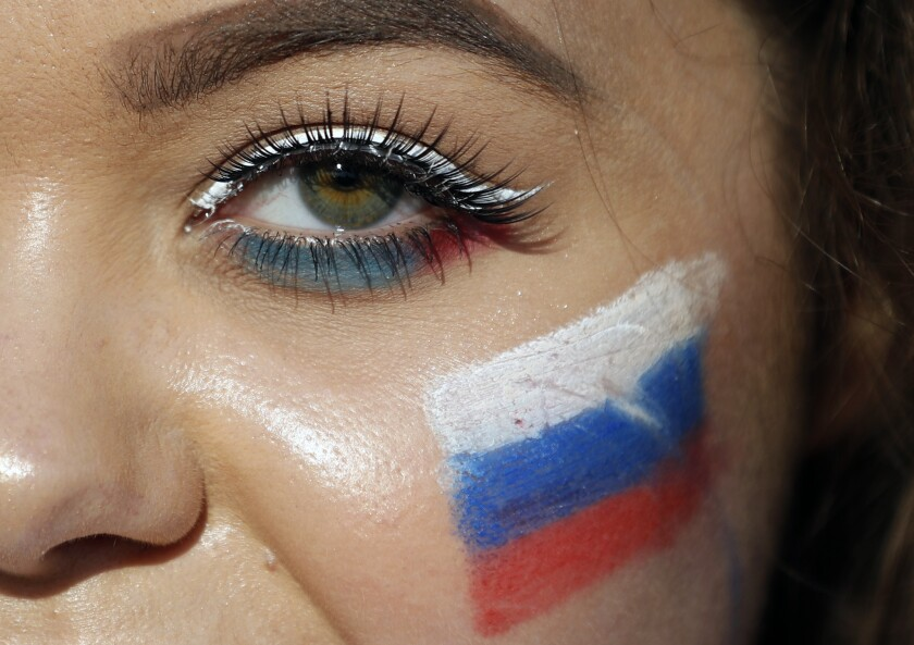 APphoto_Russia Soccer WCup Russia Croatia