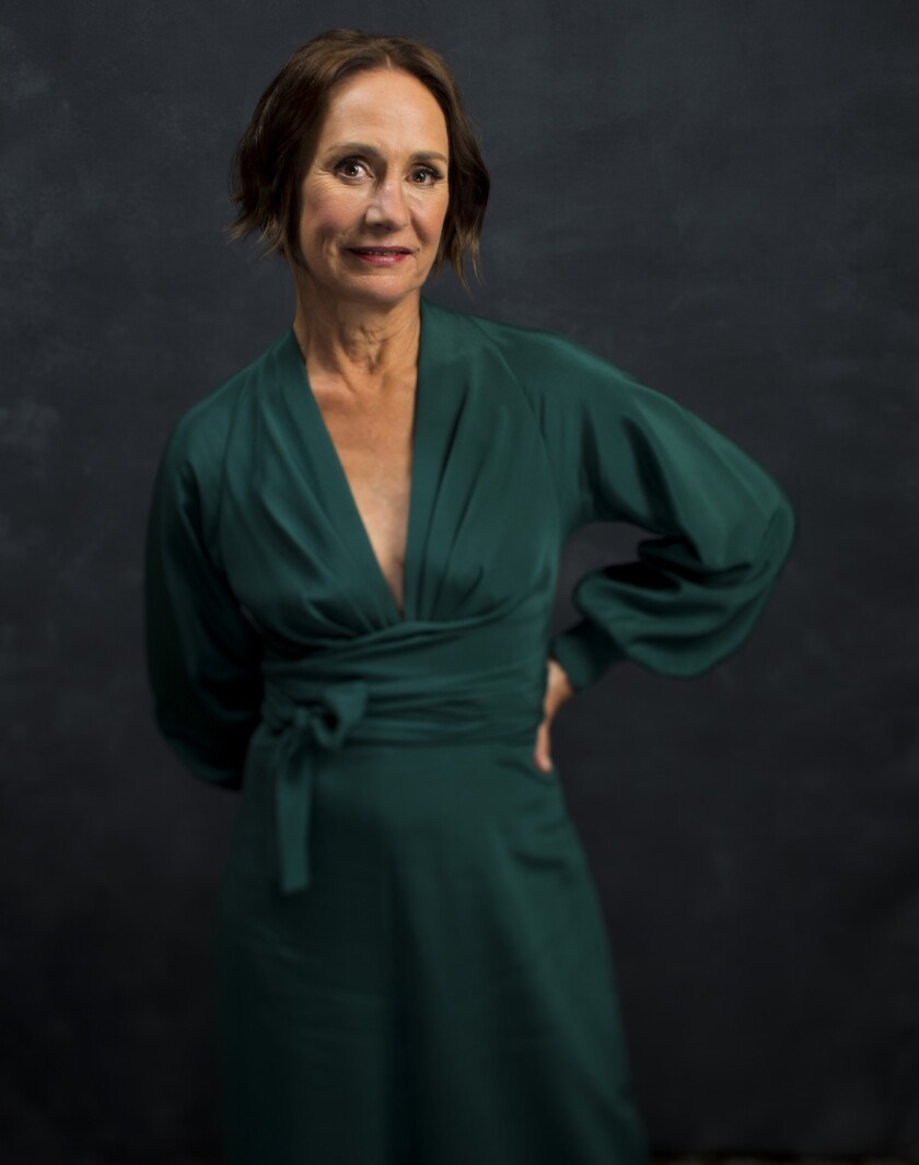 LOS ANGELES,CA --FRIDAY, JANUARY 05, 2018--Actress Laurie Metcalf is photographed during award-seaso