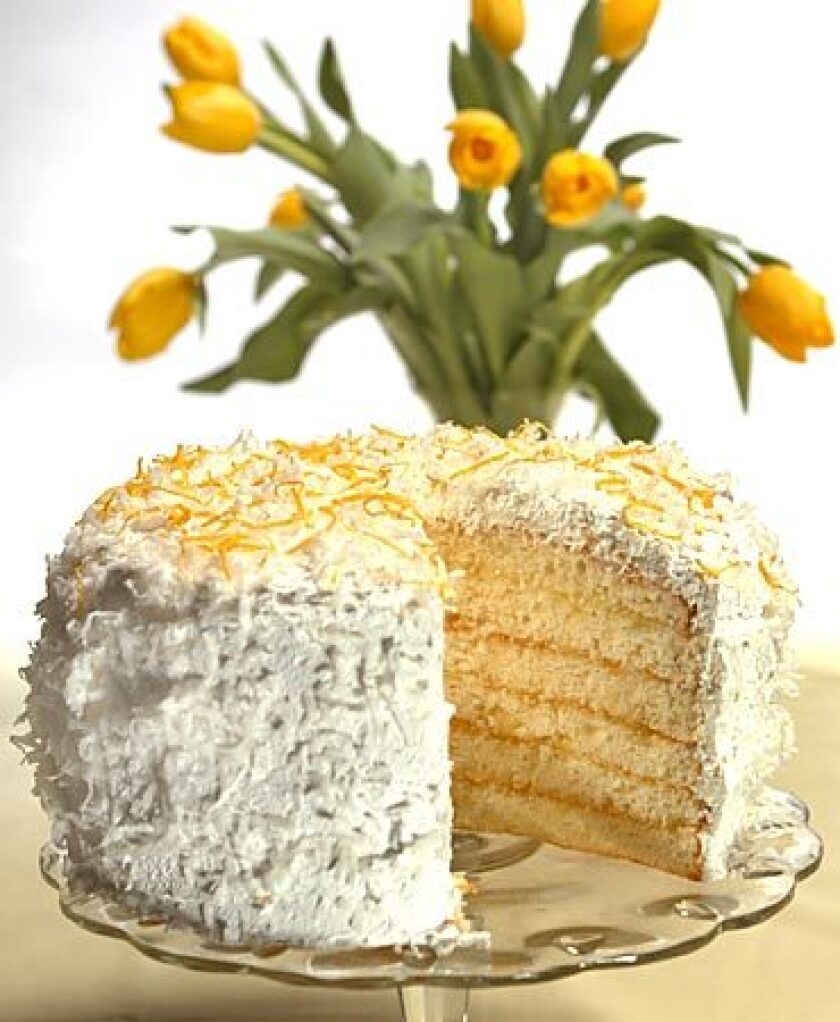 Recipe: The-ultimate-coconut-cake-Los-Angeles-Times