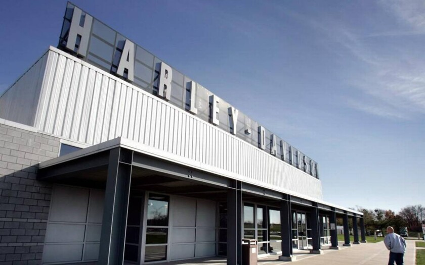 Harley-Davison Inc. announced Tuesday, Jan. 30, 2018 that it will close its Kansas City motorcycle plant by the summer of 2019. About 800 workers will lose their jobs.