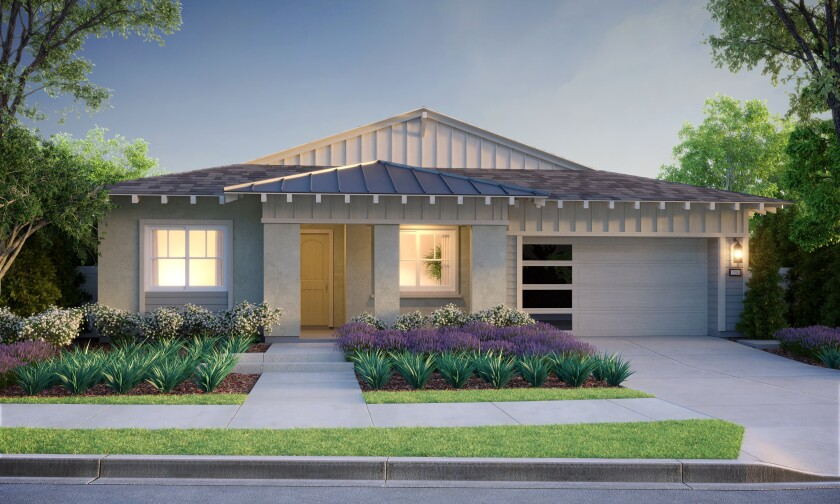 12 Pacific, a community of new single-family homes in Carlsbad by California West, offers generous homesites with floor plans ranging from 2,867 to 3,885 square feet with up to five bedrooms and 4.5 bathrooms.