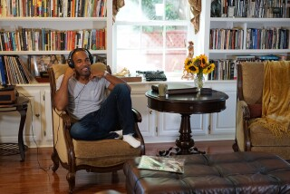 Hot Property   My Favorite Room: Jason George slows down the world in his thinking-man's living room