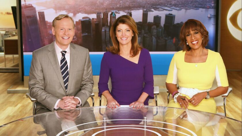 CBS News is expected to name two new morning co-hosts to