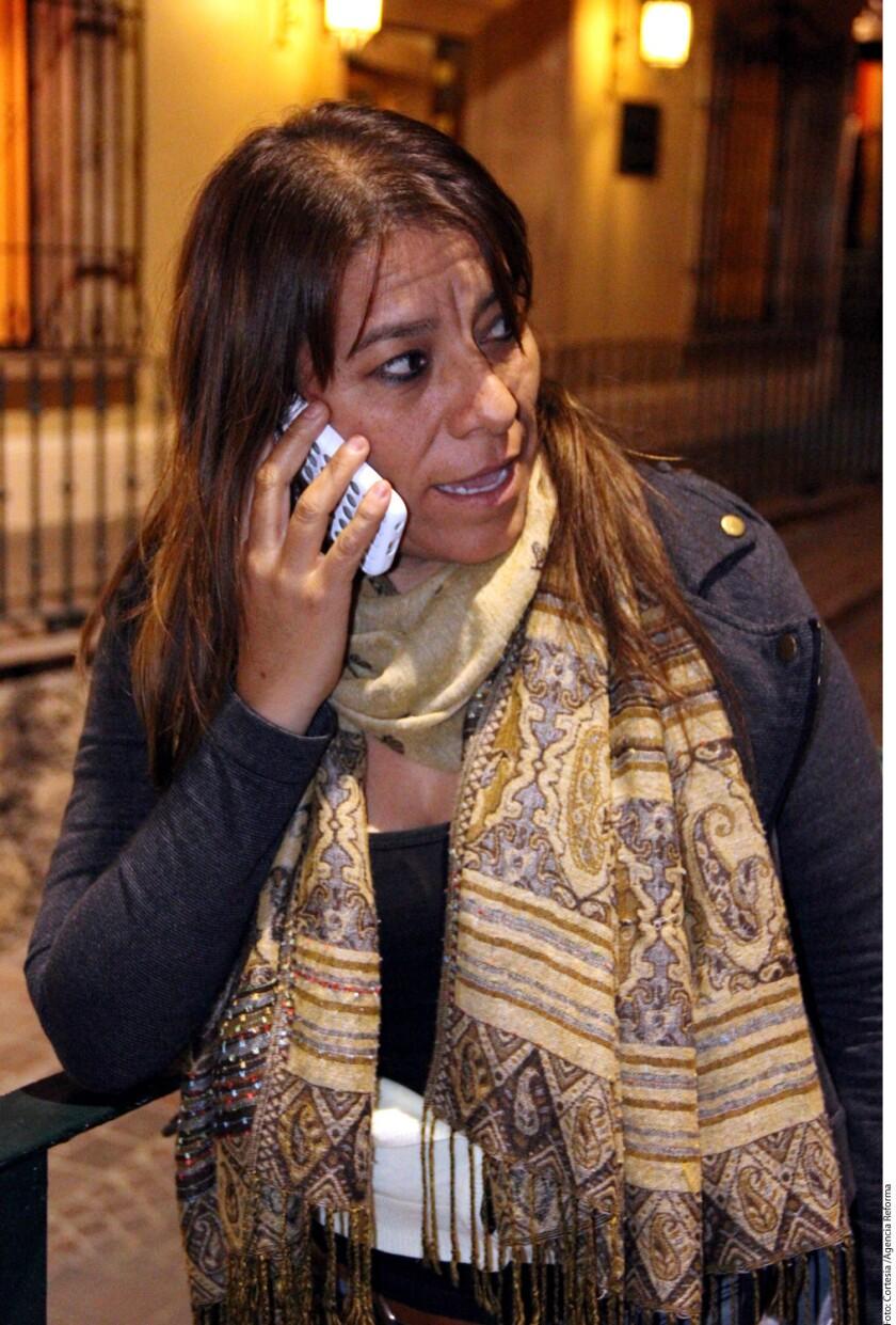 La dirigente de la organización Centro Las libres, Verónica Cruz Sánchez, urgió al Gobernador Miguel Márquez a solicitar la alerta de violencia de género para Guanajuato.