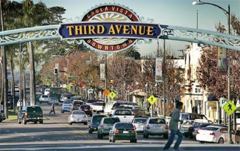 Chula Vista apparently did not make enough national news in 2008; instead, it's in Forbes magazine's list of the most boring cities in America. (Bruce K. Huff / Union-Tribune)