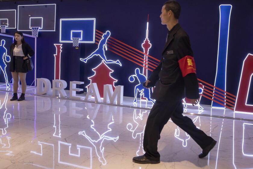 China Nationalism Beats NBA Basketball