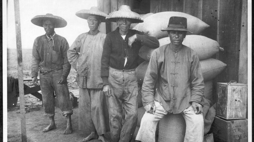 BK.0623.Arax27.1–– Los Angeles photographer, possibly C.C. Pierce, traveled to the San Fernando Vall
