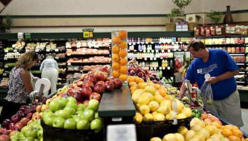 Should foods with ingredients derived from genetically modified organisms be labeled? The American Medical Assn. says no, but GMO products should be carefully vetted.