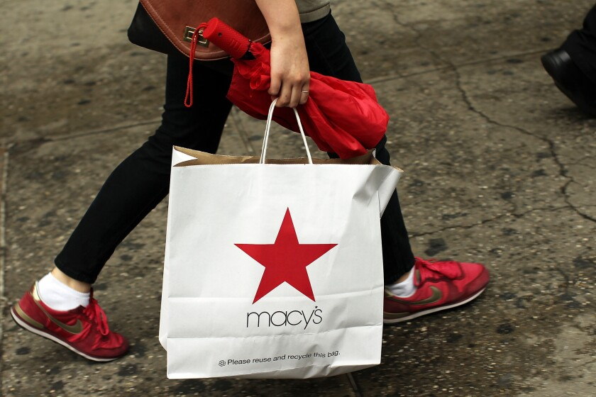 Macy's To Cut Thousands of Jobs; Cites Disappointing 2015