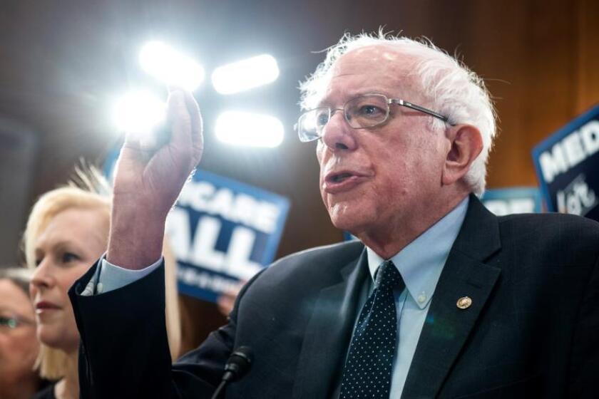 """UnitedHealth critica la propuesta demócrata de seguro médico """"para todos"""""""
