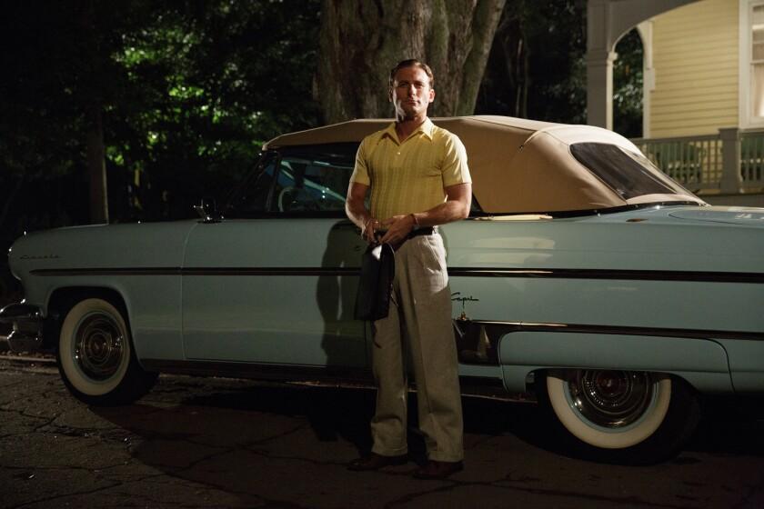 """Dean O'Gorman stars as Kirk Douglas in """"Trumbo."""""""