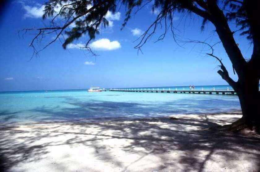 The Cayman Islands - a favorite spot for offshore tax havens?