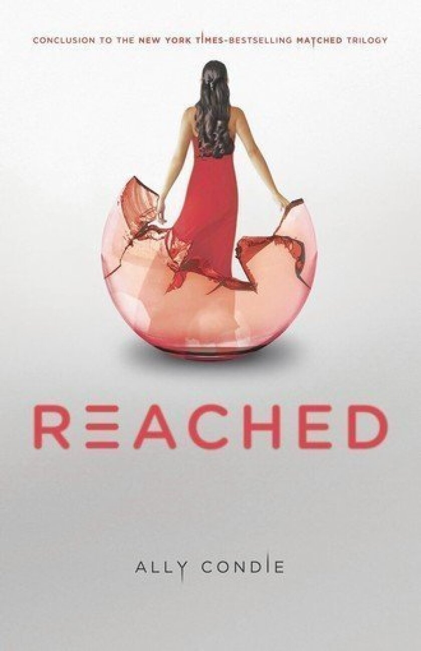 Ally Condie's ambitious 'Reached' completes the 'Matched' trilogy