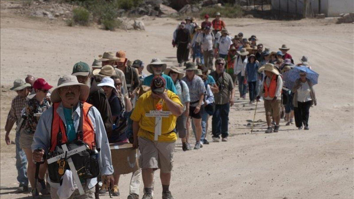 México acapara el mapa de inmigración en los Estados Unidos, según estudio  - San Diego Union-Tribune en Español