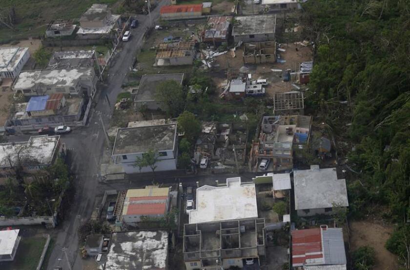 La Comisión Interamericana de Derechos Humanos (CIDH) instó hoy a Estados Unidos a garantizar de forma inmediata los Derechos Humanos en Puerto Rico, isla afectada por el paso devastador de los huracanes Irma y María en septiembre. EFE/ARCHIVO