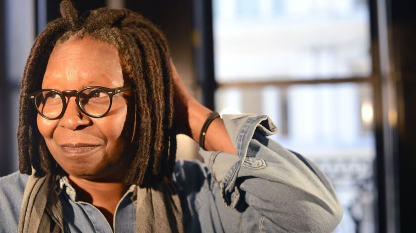 Whoopi Goldberg has opened up about her recent battle with pneumonia.