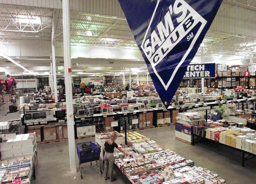 Sam's Club was top-rated in the 2018 ACSI retail survey.