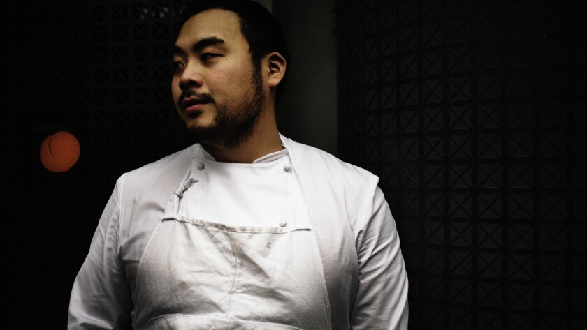 Momofuku's David Chang is finally opening a restaurant in L.A.