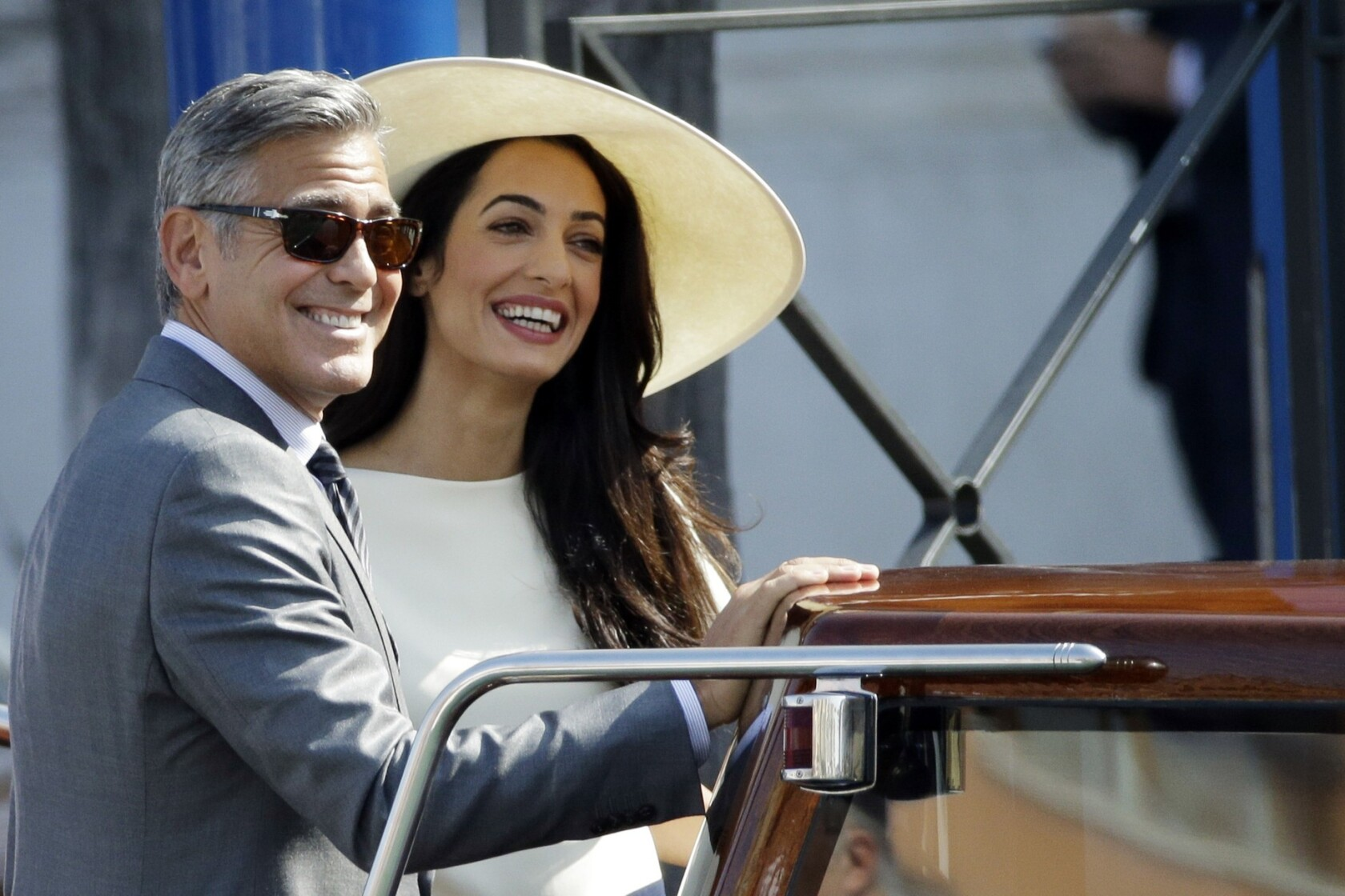 Amal Clooney is Barbara Walters' 'Most Fascinating' for marrying George Clooney