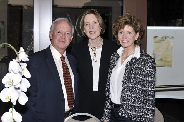 Rev. Jack Baca, RSF Foundation Executive Director Christy Wilson, Susan Hoehn