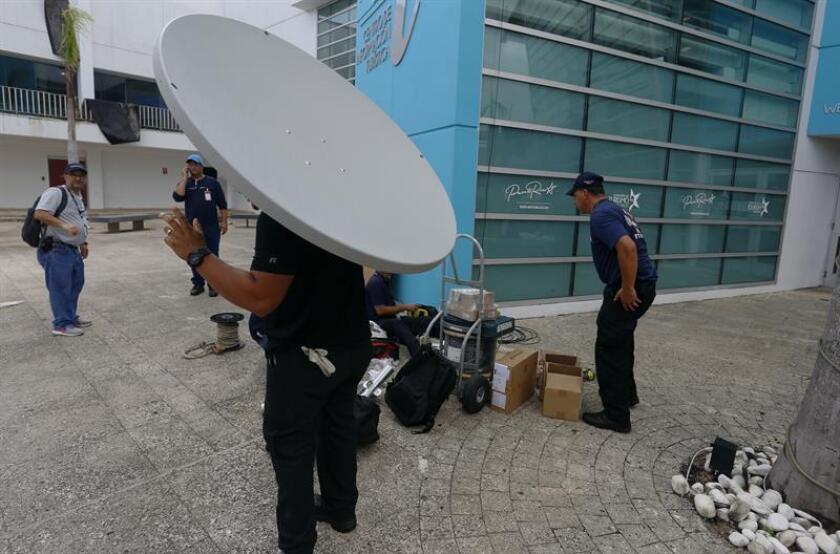 Para diciembre el 95% de las telecomunicaciones estarán en servicio en P.Rico
