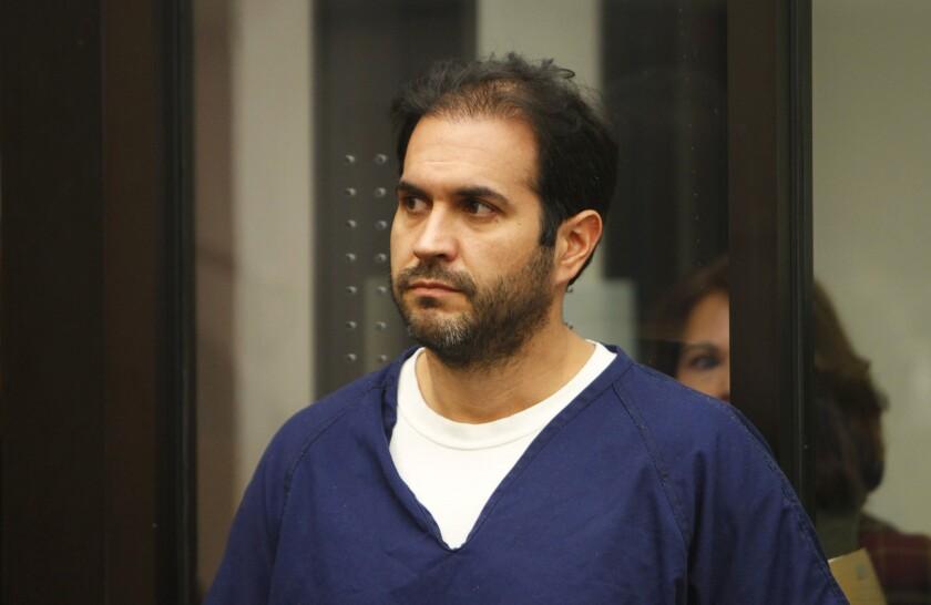 El concejal de Tijuana, Luis Torres Santillán, comparece ante un juez de San Diego acusado de blanqueo de dinero.