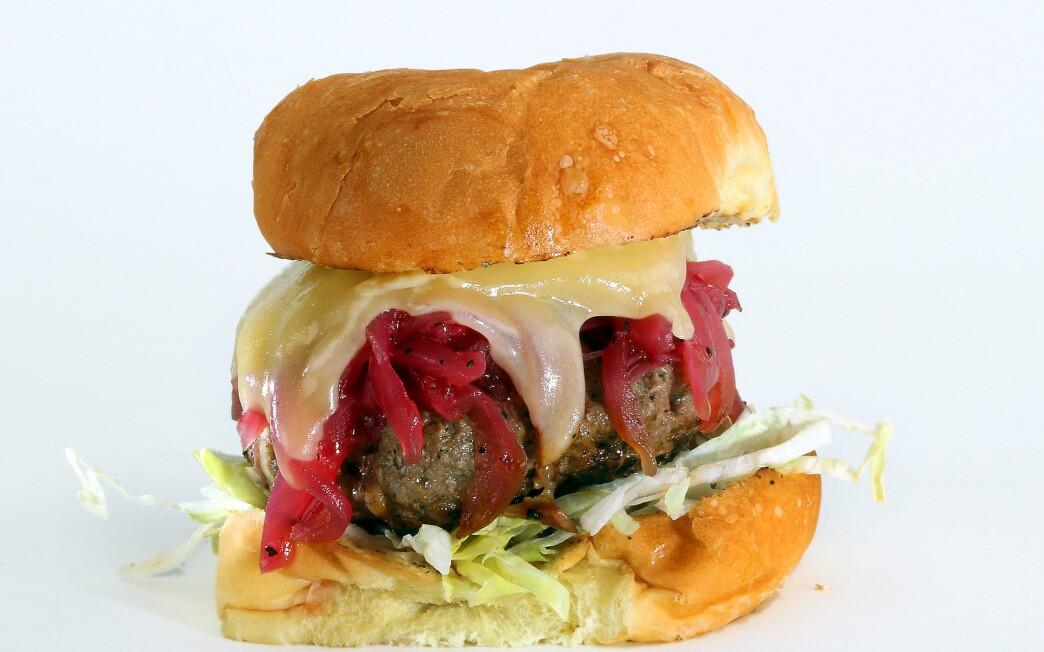 Howie burger