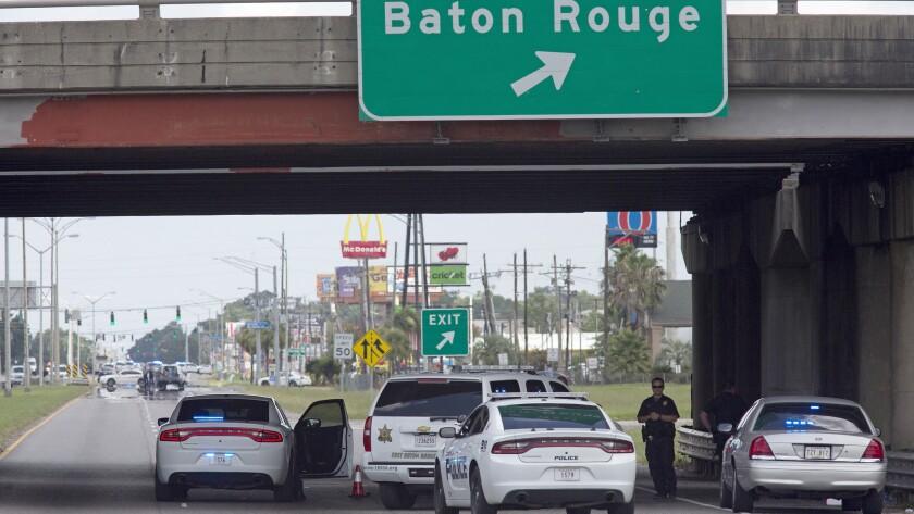 Deadly attacks in Dallas and Baton Rouge echo a more