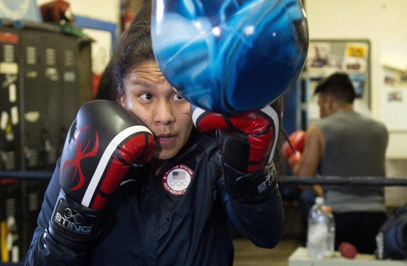 Family propels Jajaira Gonzalez into Olympic boxing trials