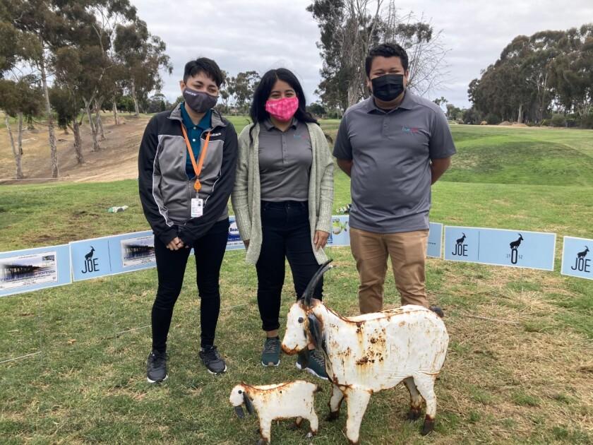 Goat For Joe Golf event