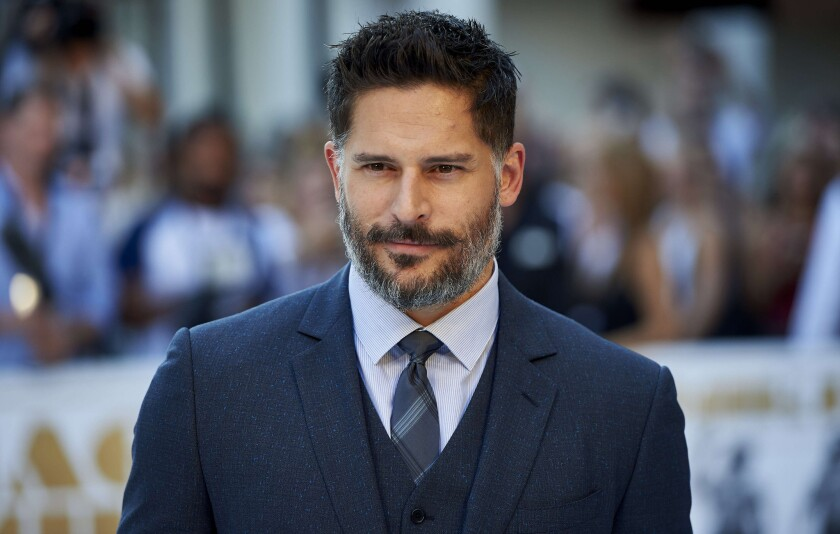 Joe Manganiello opens up about his reputation, and it's not what you'd expect.